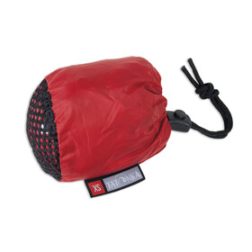 Tatonka Rain Flap XS red